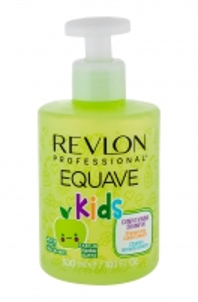 Šampūnas plaukams Revlon Equave Kids 2in1 Shampoo Cosmetic 300ml Šampūnai plaukams