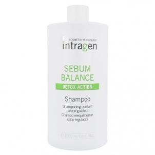 Šampūnas plaukams Revlon Intragen Sebum Balance Shampoo Cosmetic 1000ml Šampūnai plaukams