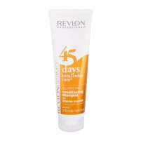 Šampūnas plaukams Revlon Revlonissimo 45 Days 2in1 For Intense Coppers Cosmetic 275ml Šampūnai plaukams