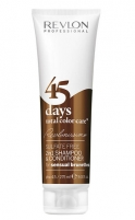 Šampūnas plaukams Revlon Revlonissimo 45 Days 2in1 For Sensual Brunettes Cosmetic 275ml