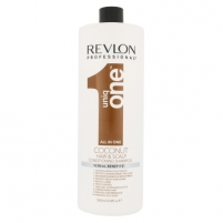 Šampūnas plaukams Revlon Uniq One Coconut Conditioning Shampoo Cosmetic 1000ml Šampūnai plaukams