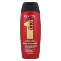 Revlon Uniq One Conditioning Shampoo Cosmetic 300ml Shampoos for hair