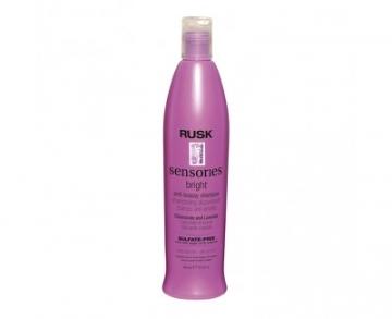 Šampūnas plaukams RUSK Sensories Bright (Anti-Brassy Shampoo) 400 ml Šampūnai plaukams