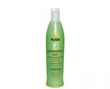 Šampūnas plaukams RUSK Sensories Purify (Deep Cleansing Shampoo) 400 ml Šampūnai plaukams