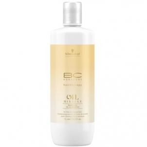 Šampūnas plaukams Schwarzkopf Professional Miraculous oil Shampoo Oil Miracle (Marula Oil In Shampoo) - 1000 ml