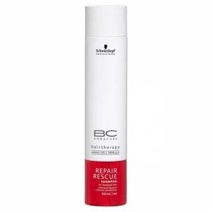 Šampūnas plaukams Schwarzkopf Professional Regenerative Shampoo Repair Rescue (Shampoo for Damaged Hair) - 250 ml