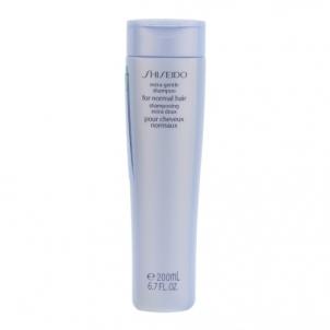 Šampūnas plaukams Shiseido Extra Gentle Shampoo Normal Hair Cosmetic 200ml Šampūnai plaukams