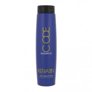 Šampūnas plaukams Stapiz Keratin Code Shampoo Cosmetic 250ml Šampūnai plaukams