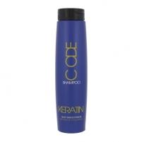 Šampūnas plaukams Stapiz Keratin Code Shampoo Cosmetic 250ml Šampūnus, matu