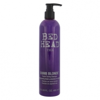 Shampoo plaukams Tigi Bed Head Dumb Blonde Purple Toning Shampoo Cosmetic 400ml