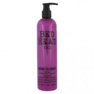 Šampūnas plaukams Tigi Bed Head Dumb Blonde Shampoo Cosmetic 400ml Šampūnai plaukams
