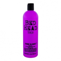 Tigi Bed Head Dumb Blonde Shampoo Cosmetic 750ml Šampūnus, matu