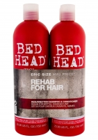 Tigi Bed Head Resurrection Shampoo Cosmetic 1500ml Шампуни для волос