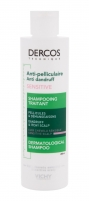 Vichy Dercos Shampoo Anti Dandruff Sensitive Cosmetic 200ml Shampoos for hair