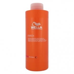 Šampūnas plaukams Wella Enrich Shampoo Normal Hair Cosmetic 1000ml Šampūnai plaukams