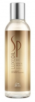 Šampūnas plaukams Wella Professional LuxeOil Luxury Shampoo for damaged hair 200ml Šampūnai plaukams