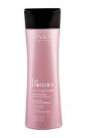 Šampūnas Revlon Professional Be Fabulous Texture Care Smooth Hair Shampoo 250ml