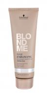 Šampūnas Schwarzkopf Blond Me Cool Blondes Tone Enhancing Shampoo 250ml Bonding Shampoo