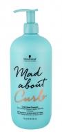 Šampūnas Schwarzkopf Mad About Curls Low Foam Cleanser Shampoo 1000ml