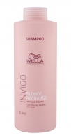 Šampūnas Wella Invigo Cool Blonde Blonde Recharge Shampoo 1000ml
