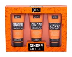 Shampoo Xpel Ginger 100 ml+ kondicionierius + prausimosi gelis 100 ml