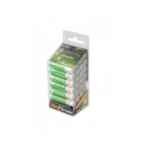 Šarminė baterija Techly 1.5V AAA LR03 24 vnt. Baterijos, elementai, įkrovikliai