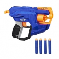 Šaudyklė E0824 Nerf N-Strike Elite Scout MKII