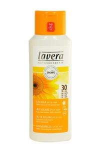 Sun cream Lavera Sun Milk SPF30 Cosmetic   200ml Sun creams