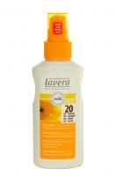 Sun cream Lavera Sun Spray SPF20  Cosmetic  125ml Sun creams