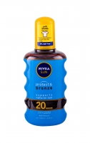 Saulės kremas  Nivea Sun Protect & Bronze Oil Spray SPF20 Cosmetic 200ml