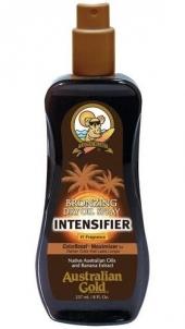 Saulės kremas Australian Gold Bronzing Dry Oil Spray Intensifier Cosmetic 237ml Saulės kremai