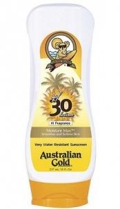 Saulės kremas Australian Gold Sunscreen Lotion SPF30 Cosmetic 237ml Saulės kremai