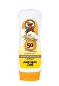 Saulės kremas Australian Gold Sunscreen Lotion SPF50 Cosmetic 237ml Saulės kremai