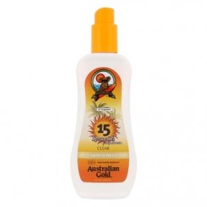 Saulės kremas Australian Gold Sunscreen Spray Gel SPF15 Cosmetic 237ml Saulės kremai
