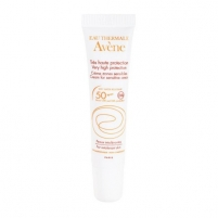 Saulės kremas Avène Sun (Very High Protection) Cream without chemical filters for intolerant skin SPF 50+ (Very High Protection) 15 ml Saulės kremai