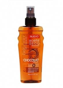 Sun krēms Babar Sauļošanās Dry Oil Chocolat Cosmetic 200ml Saules krēmi