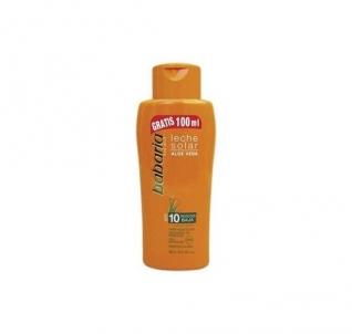 Sun krēms Babar Sun Milk SPF10 Aloe Vera Cosmetic 300ml Saules krēmi