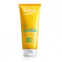 Saulės kremas Biotherm Moisturizing and protective fluid SPF 30 (Melting Sun Fluid) 200 ml Saulės kremai