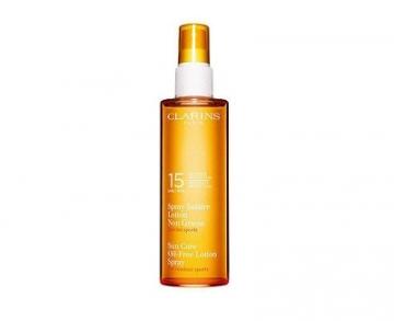 Saulės kremas Clarins SPF15 Special Sports (Spray Sol Lotion) 150 ml