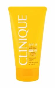 Saulės kremas Clinique SPF15 Face Body Cream Cosmetic 150ml Saulės kremai