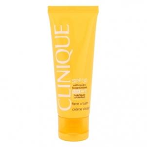 Saulės kremas Clinique SPF30 Face Cream Cosmetic 50ml Saulės kremai