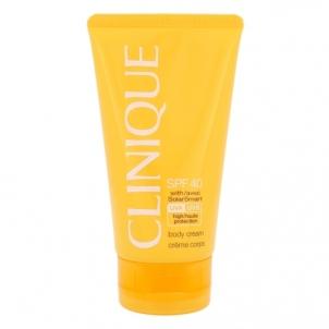 Saulės kremas Clinique SPF40 Body Cream Cosmetic 150ml Saulės kremai