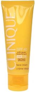 Saulės kremas Clinique SPF40 Face Cream Cosmetic 50ml Saulės kremai