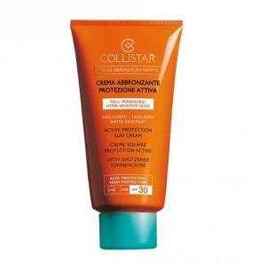 Крем от солнца Collistar Активный Защита от солнца Крем косметический 150 мл (без коробки) Крема для солярия,загара, SPF