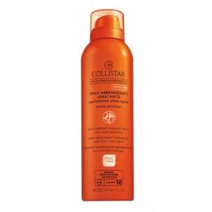 Sun cream Collistar Moisturizing Tanning Spray SPF30  Cosmetic 200ml Sun creams
