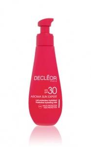 Saulės kremas Decleor Aroma Sun Expert Milk SPF30 Cosmetic 150ml (be dėžutės) Saulės kremai