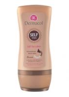 Sun cream Dermacol Self-Tan Lotion  Cosmetic 200ml Sun creams