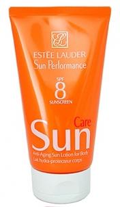 Saulės kremas Esteé Lauder Sun Performance SPF8 Cosmetic 150ml Saulės kremai