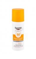 Saulės kremas Eucerin Sun Photoaging Control Medium CC Cream Face Sun Care 50ml SPF50+ Saulės kremai