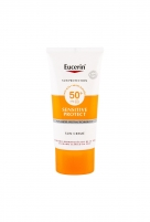 Saulės kremas Eucerin Sun Sensitive Protect Sun Creme Face Sun Care 50ml SPF50+ Sun creams